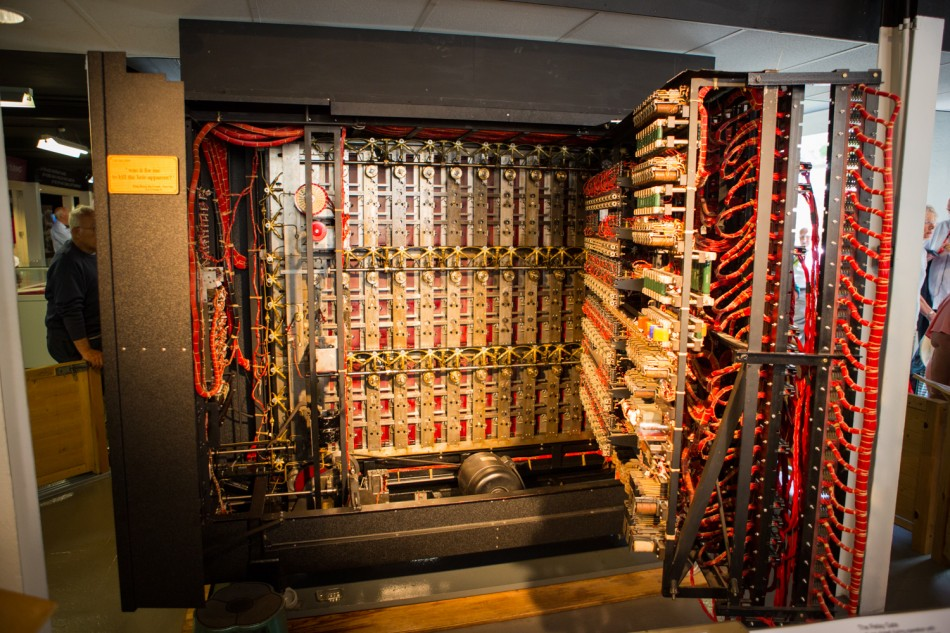The Turing Bombe Rebuild Project