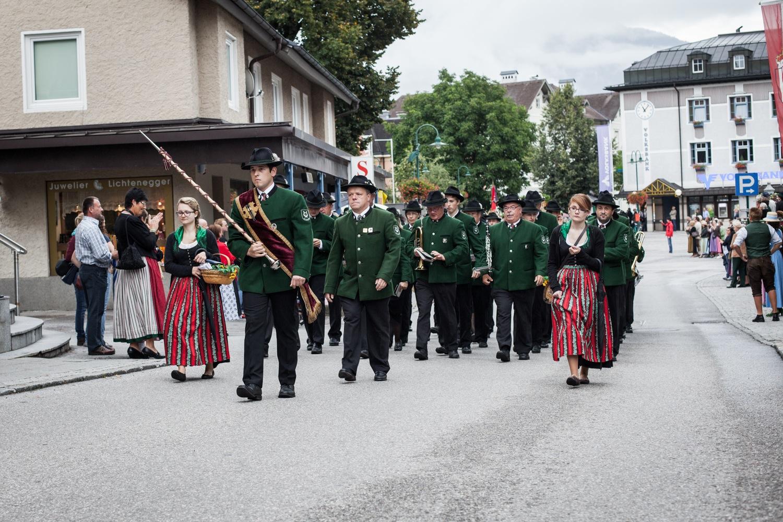 Gamsjagatage 2012 in Bad Goisern