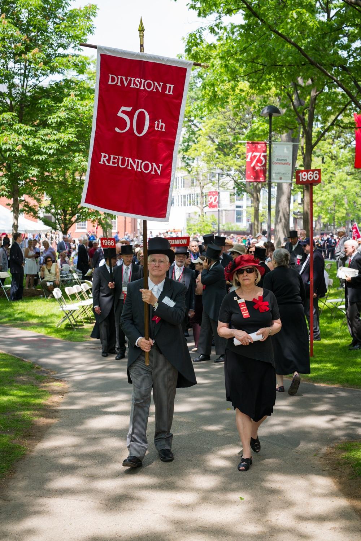 Harvard Graduation Ceremony 2016