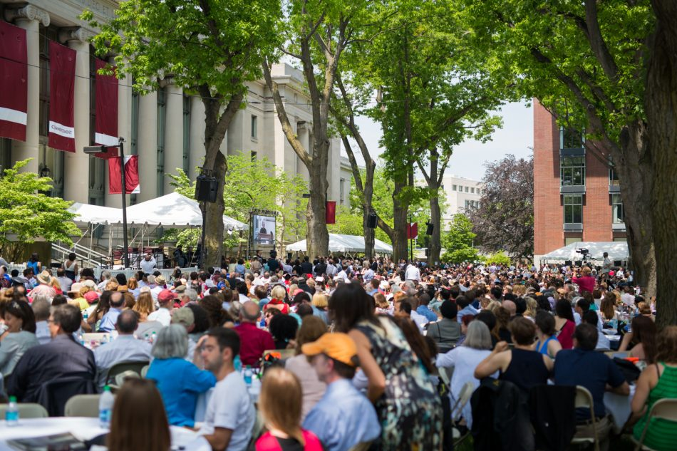 365. Harvard Commencement