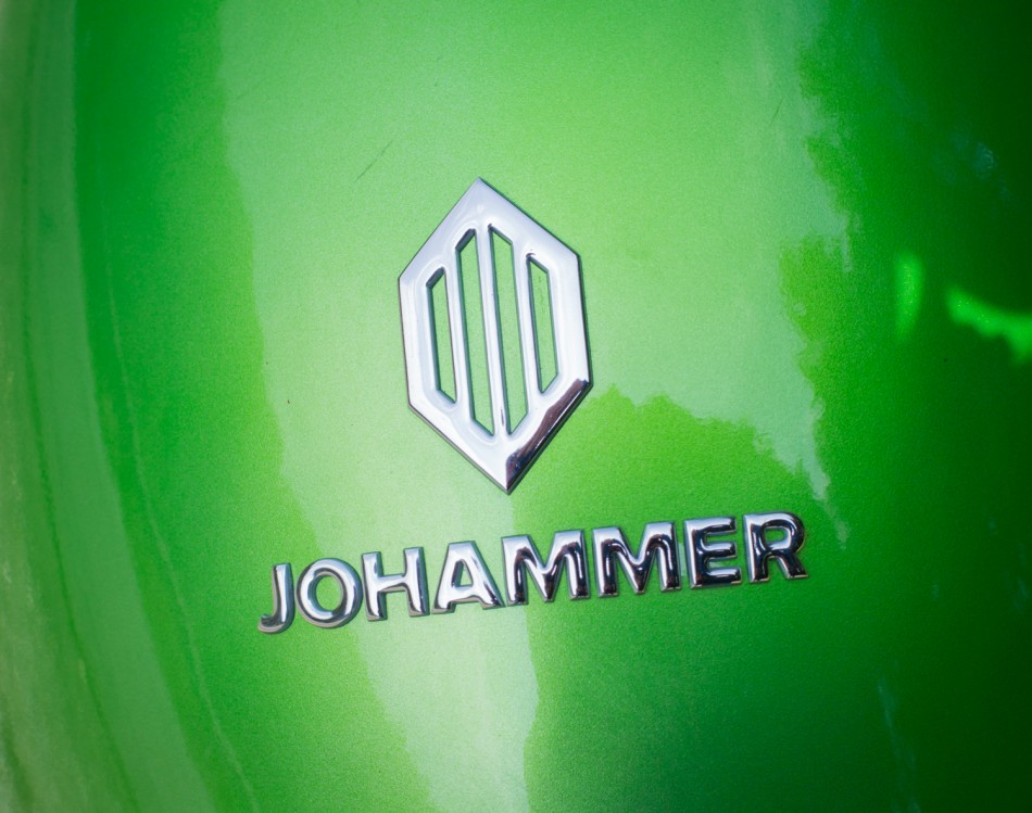 Johammer-Tour