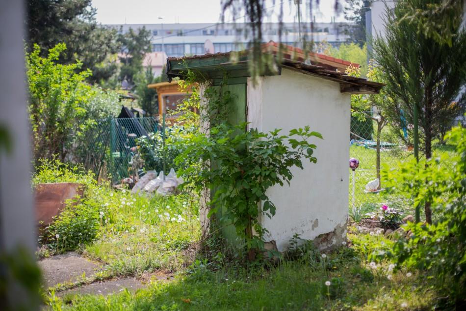 Kleingartenidylle