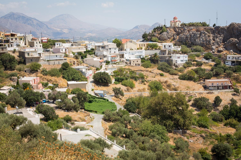 Sellia auf Kreta