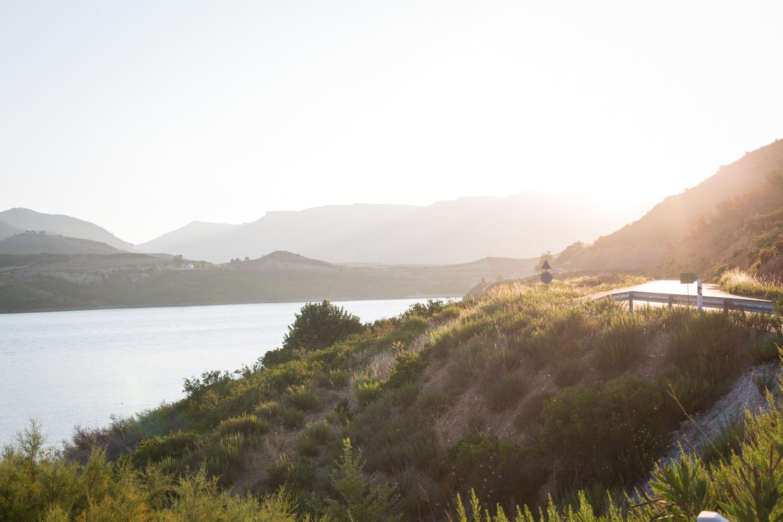 Stausee bei Amari auf Kreta