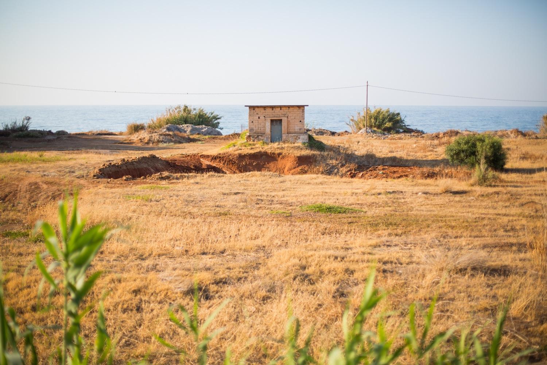 Verfallenes Häuschen auf Kreta