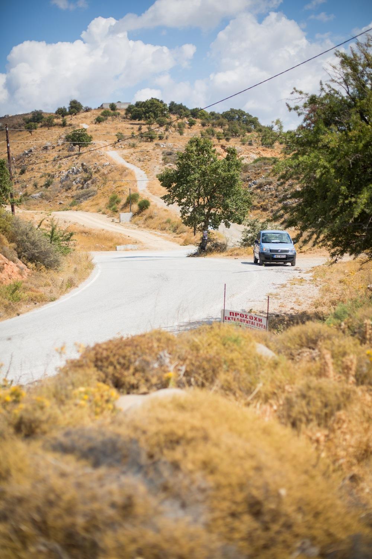 Kretische Berge