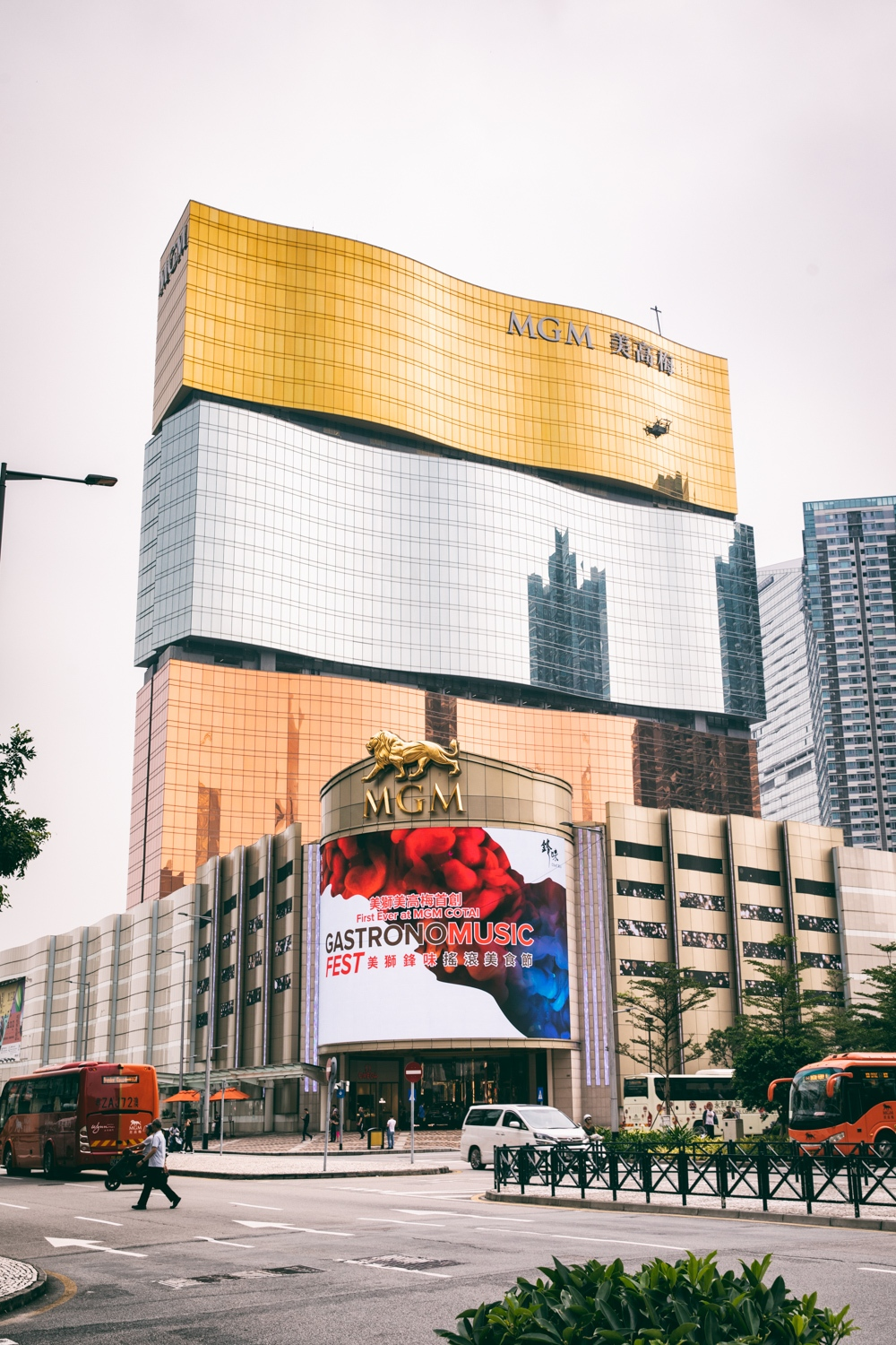 MGM Grand Casino, Macao