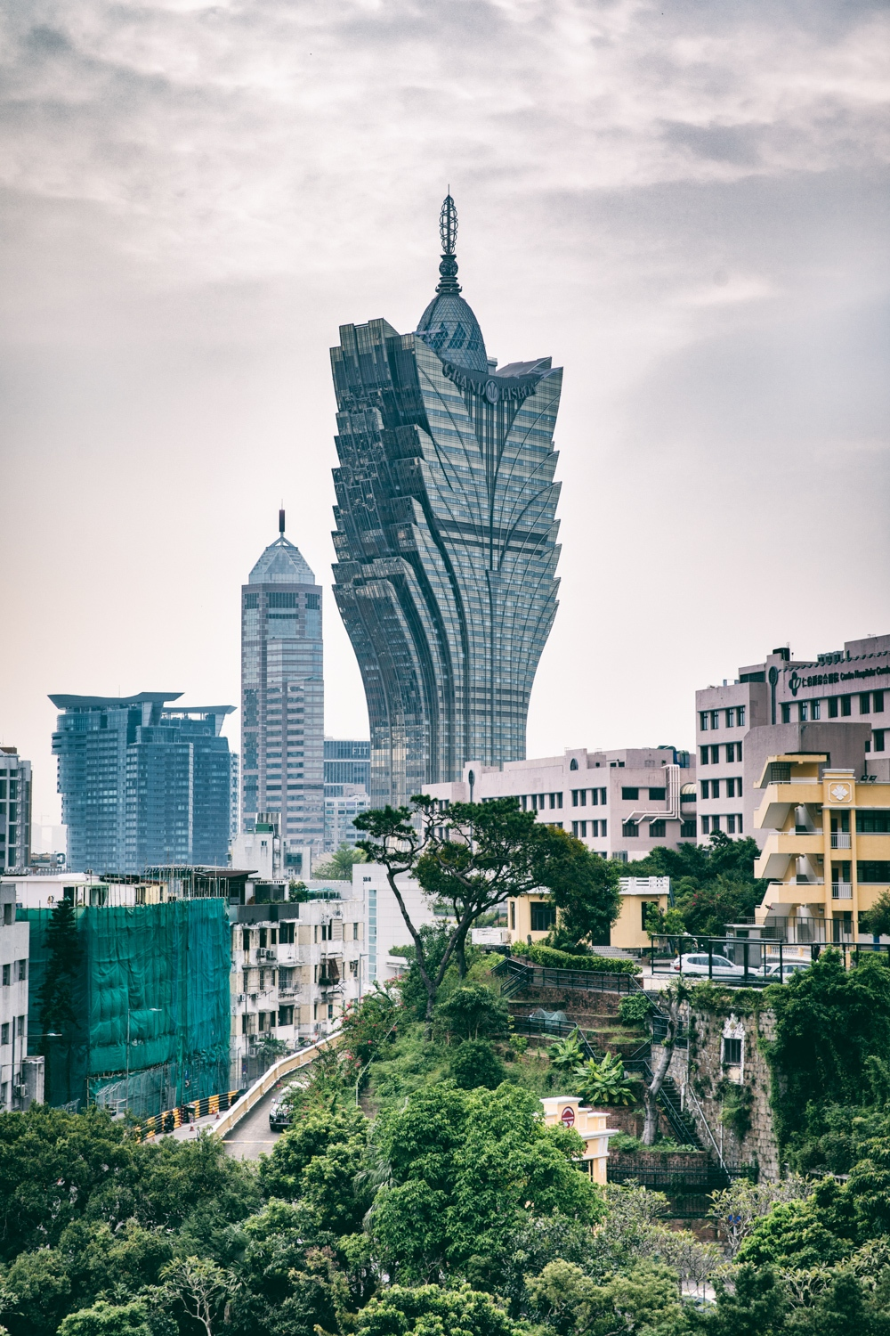 Grand Lisboa Casino, Macao