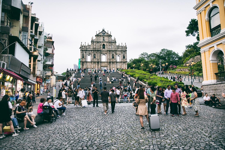St. Paul's in Macao