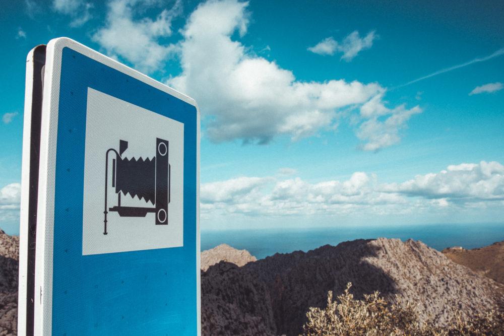 Fotospot auf Mallorca