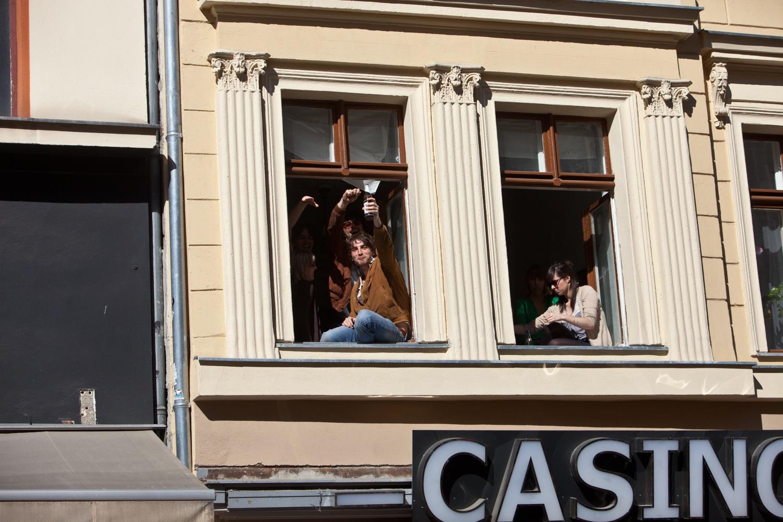 Myfest in Kreuzberg