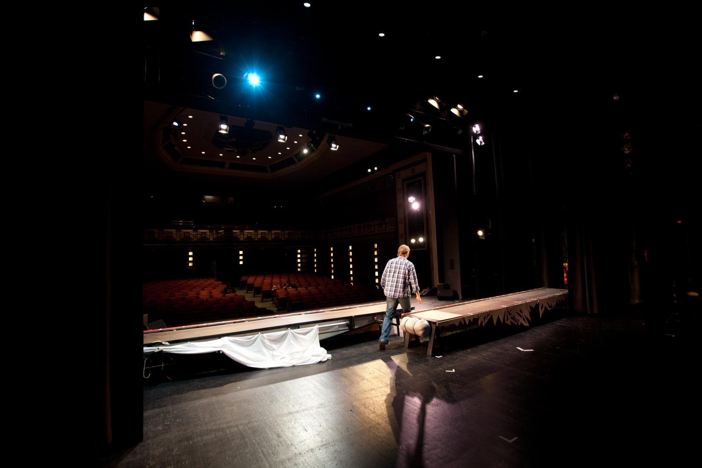 "Generalprobe zu ""Rosa"" im Akzent-Theater am 18.02.2011"