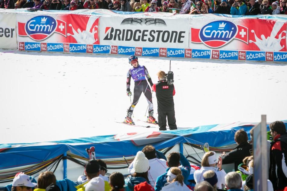 Skiweltcupopening 2013 in Sölden