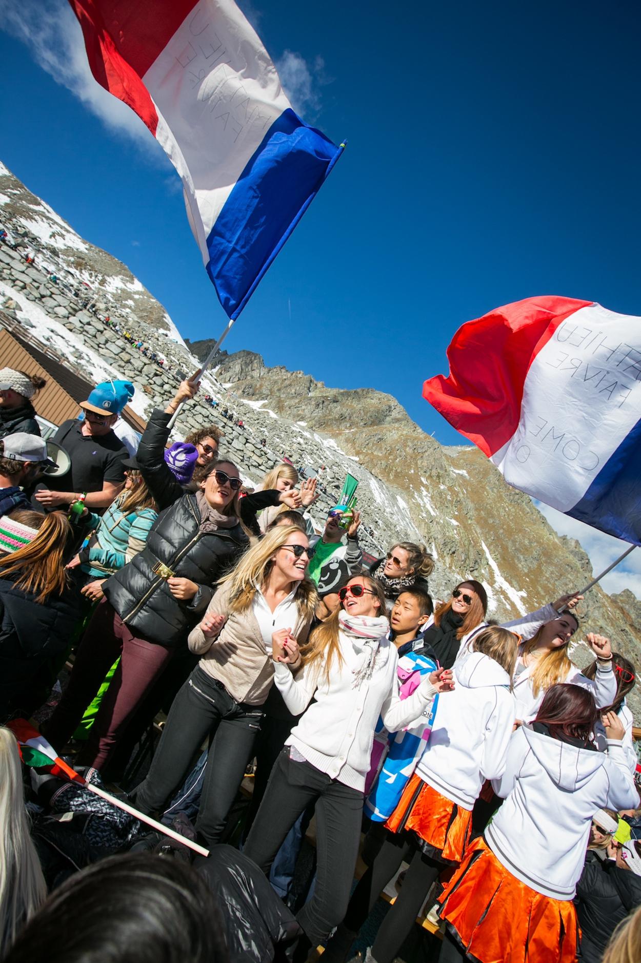 Skiweltcup Opening in Sölden