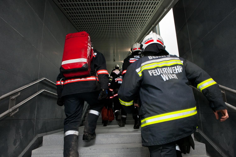 Evakuierungsuebung